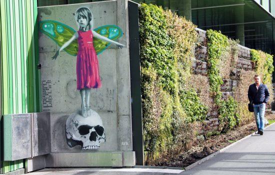 Stolen Child- Danmarks Plass Bergen, DPS, Autumn 2015